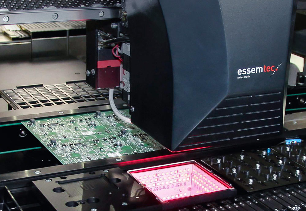 Keytec setzt bei der Technologie auf eine hohe Qualität