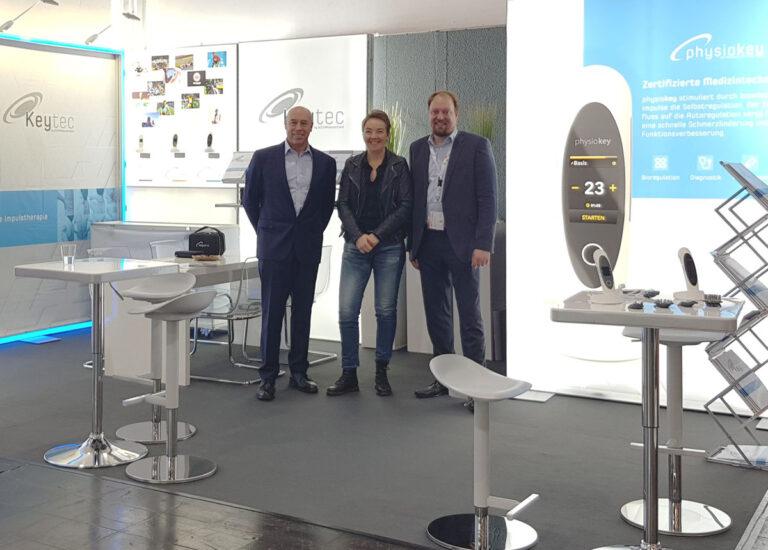 Messen und Kongresse der Keytec GmbH
