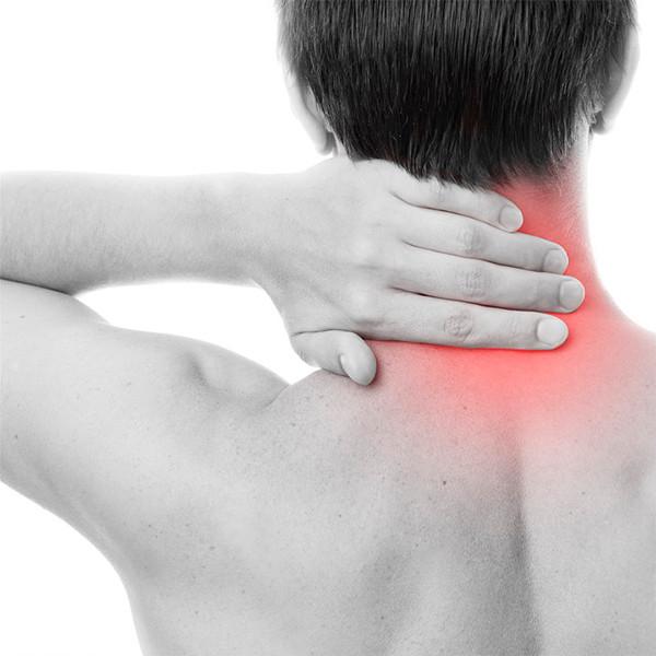 Die Produkte der keyserie werden bei Nacken- und Rückenschmerzen angewandt