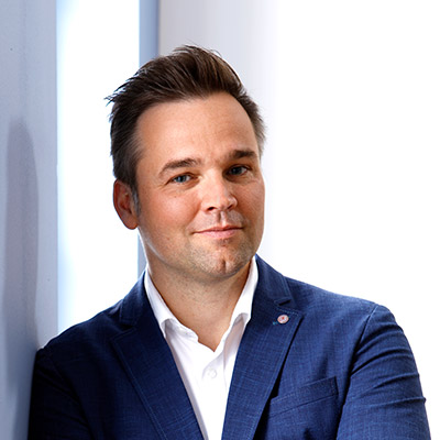 Ulrich Burr: Geschäftsführer